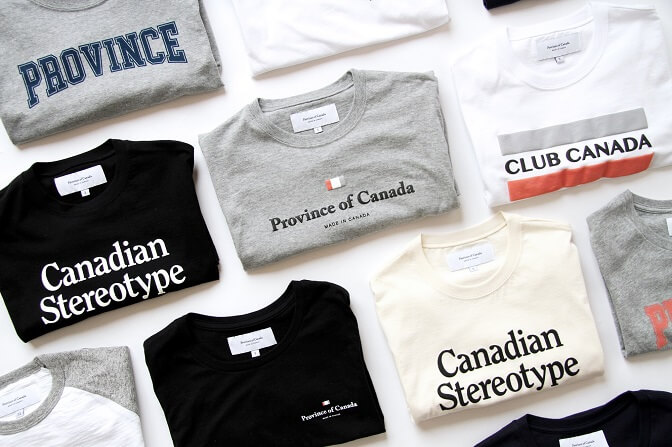 Made-in-Canada T-Shirts